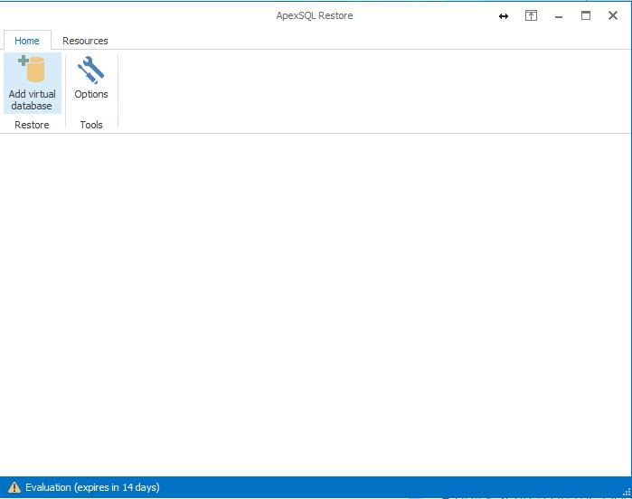 Apex start screen